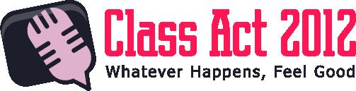 Class Act 2012